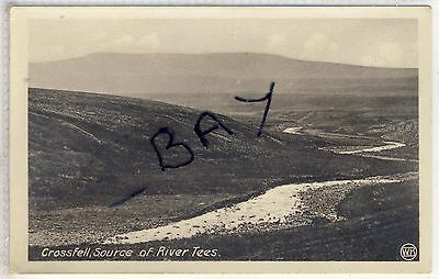 Cross Fell Source Of River Tees North Pennines Scotland