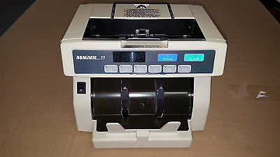 Magnar 35 Paper Money Counter w/Power Cable - Tested & Works Great!!!