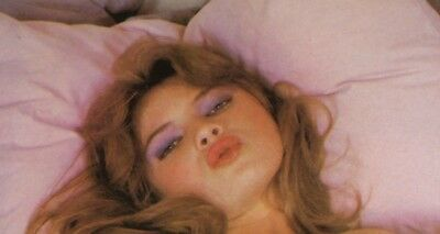 VOL. 5 # 10/ TRACI LORDS 7-pages color pictorial MINI POSTERS Rare 80''s mag