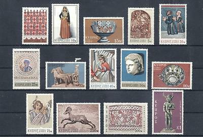 (931556) Art, Antiquity, Definitive Issue, Cyprus