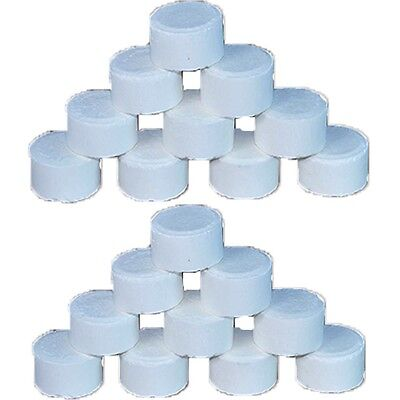 20g Chlorine Tablets  x 200 for Hot Tub Swimming Pool Spa chemicals tubs