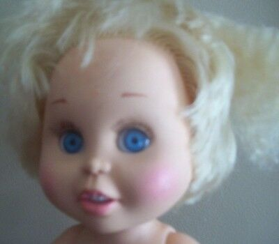 VINTAGE galoob BABY FACE cynthia DOLL