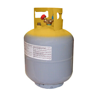 Refrigerant Recovery Cylinder Tank 50Lb. DOT Approved R-410A NEW