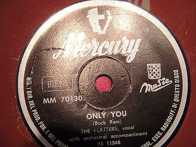 78 Giri The Platters Cantano Only You Bark, Battle And Ball Anni 50-4