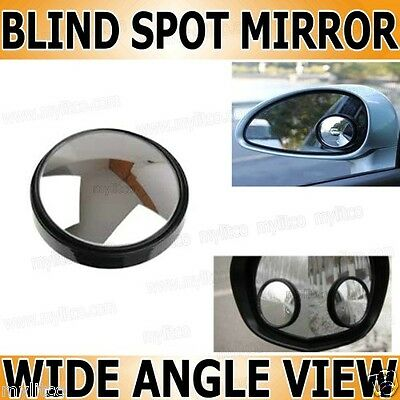 2 x 1.5 inch Car Safety Blind Spot Mirrors Learner Towing Trailer Reversing MMA1