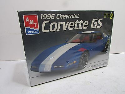 AMT  1996 Corvette GS  Model kit  (sealed) Fantasic Condition 8030