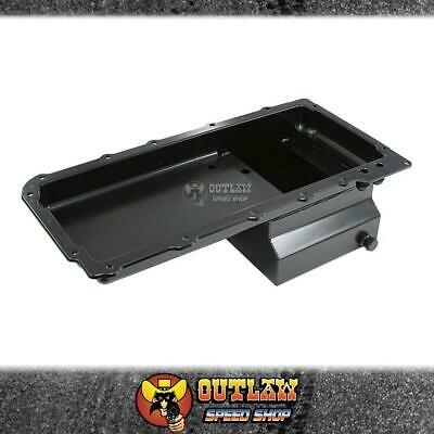 Aeroflow Ls Chev Fabricated Oil Pan   Rear Hump Style Suit Hq-Wb - Af82-2014