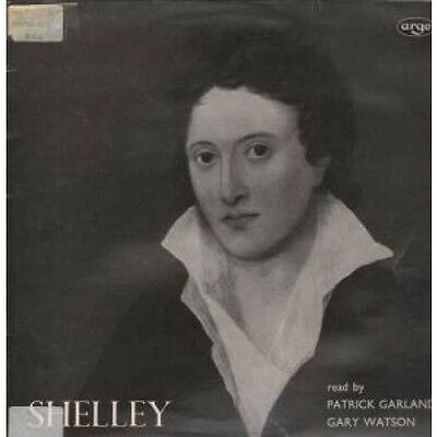 SHELLY (POETRY) S/T LP VINYL UK Argo 18 Track Featuring Readings By Gary Watson