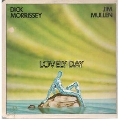 "DICK MORRISSEY AND JIM MULLEN Lovely Day 12"" VINYL UK Harvest 1979 2 Track"
