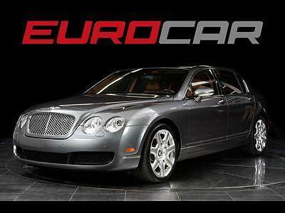 2008 Bentley Flying Spur Flying Spur Sedan 4-Door 2008 Bentley, MULLINER EDITION, STUNNING CONDITION, SERVICED, CLEAN CARFAX