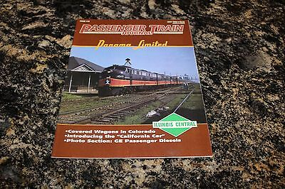 Passenger Train Journal: Issue 173 May 1992 Illinois Central  (5)