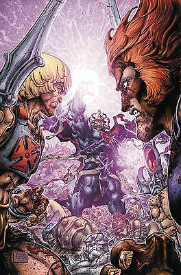 He Man Thundercats #6 (Of 6) - 3/15/17+
