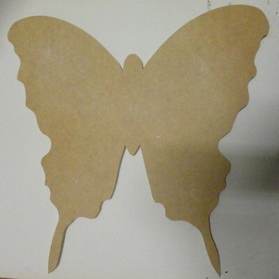 Wooden Shapes  - Butterfly