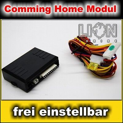 Coming Home / Leaving Home Modul Universal Audi A2 A3 A4 A5 A6 Limousine Avant