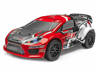 LRP Maverick Strada RX RTR 1/10 Brushless Rally Auto RC-Car 2,4GHz MV12627