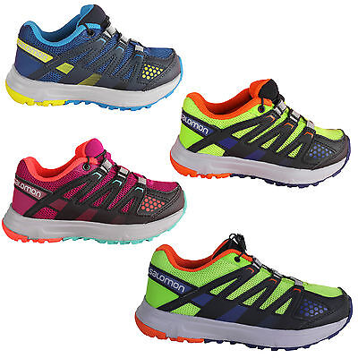 Salomon XR Mission Kinder Sneakers Runners Running shoes Trainers Gr. 26-39