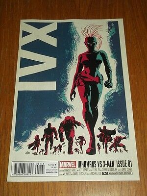 Inhumans Vs X-Men #1 Marvel Comics Cho Variant