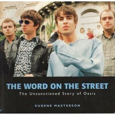 OASIS (MANCHESTER GROUP) Word On The Street BOOK UK Mai 1996 96 Page