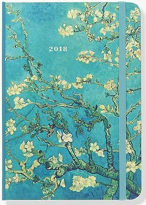 Peter Pauper 2018 Almond Blossom Weekly Planner (16-Month Engagement Diary)