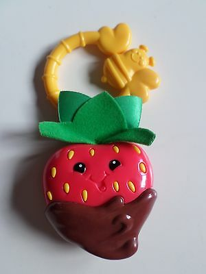 Baby Teether Fisher Price super cute strawberry