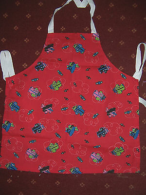childs cookery apron age 3 - 6