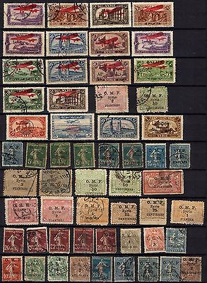 SYRIA  stamps REVENUE FISCAL classic  COLLECTION RARE