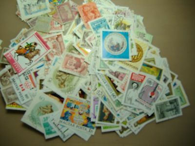Hungary stamps 90g off paper
