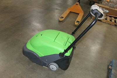 "IPC Eagle 464 24"" Battery Powered Smart Sweeper Vacuum"