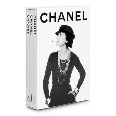 Chanel Set of 3 by Francois Baudot (English) Boxed Set Book Free Shipping!