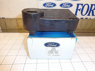 ford e2tz-14a076-a fuse panel cover many 82 truck bronco rusty flasher tab