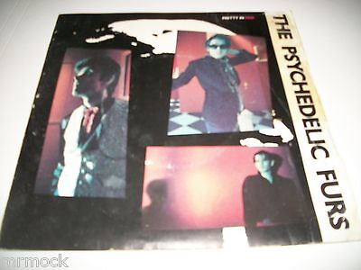"""The Psychedelic Furs- Pretty In Pink Vinyl 7"""" 45Rpm Ps"""