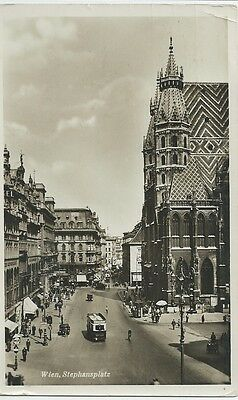 Wien, Stephansplatz,1937