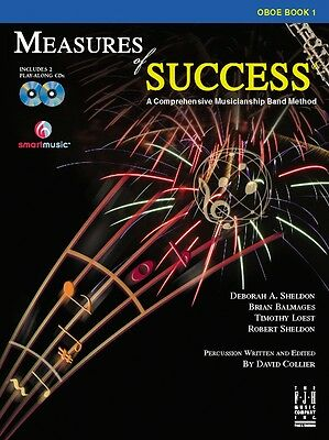 FJH Music Measures of Success® Oboe Book 1