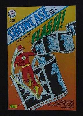 German Variant (2000) of Showcase #4 (9.0) !! 1st Silver Age Flash !!