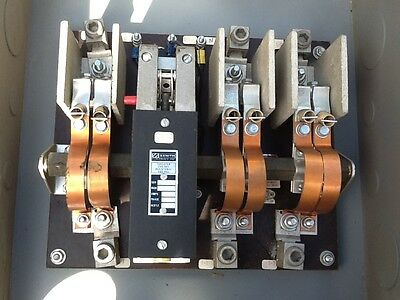 Zenith Controls MH153 150 Amp Enclosed Mechanically Held Lighting Contactor