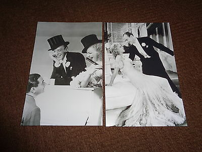Fred Astaire & Ginger Rogers 2 Photos