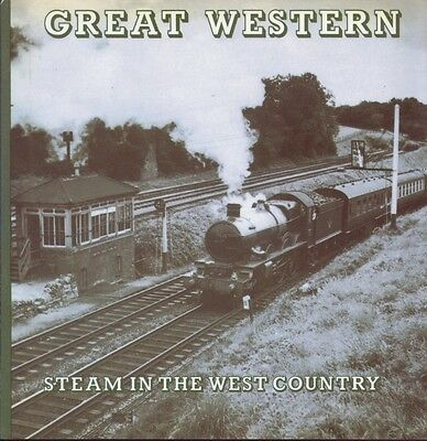 Great Western Steam in the West Country (Bradford Barton)