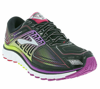 NEW BROOKS Glycerin 13 Women's Shoes Running Sports Shoes Black 120197 1D 019