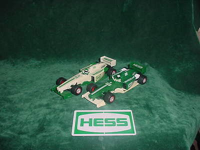 Collectible Hess 2003 Set Of 2 Miniature Racers Set From The 2003 Hess Truck