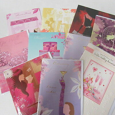 12 MIXED GREETING CARDS  greeting cards
