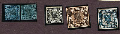 Germany Bergedorf Forgery X5  (June21