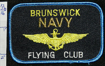 Maine, Brunswick Navy Flying Club Patch
