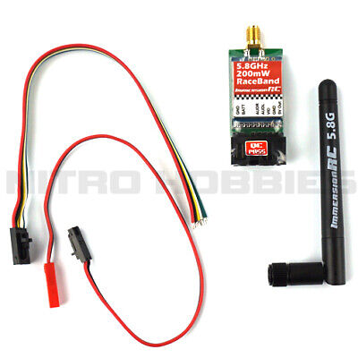 Immersion RC 5.8GHz Race Band 15ch 200mW A/V Transmitter