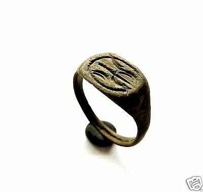 Ancient  Bronze Ring (193)