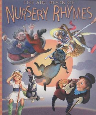 NEW The ABC Book of Nursery Rhymes By ABC Books  Paperback Free Shipping