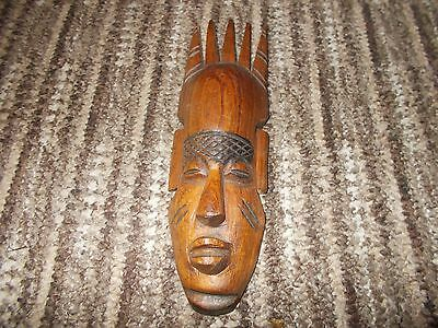 African Mask Super Condition