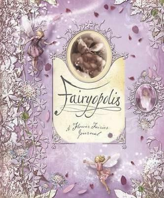 NEW Fairyopolis By Cicely Mary Barker Hardcover Free Shipping