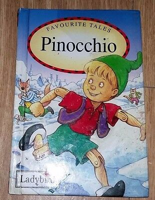 Ladybird Book - Favourite Tales - Pinocchio