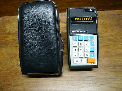 Ti-150 Ultra Rare Vintage Calculator Works Perfectly!