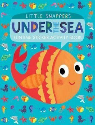 NEW Under the Sea By Samantha Meredith Novelty Book Free Shipping